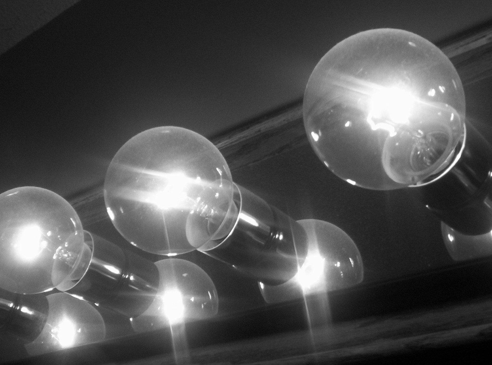 žiarovky, osvetlenie