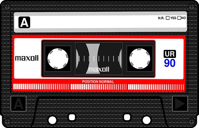kompaktní kazeta