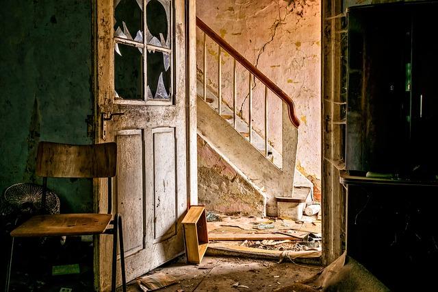 zábradlí na schody