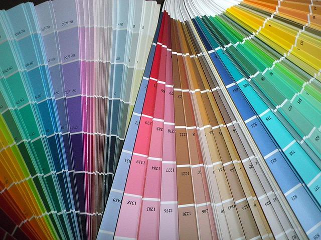 Farby okolo nás