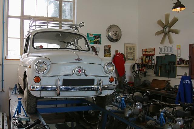 opravy aut